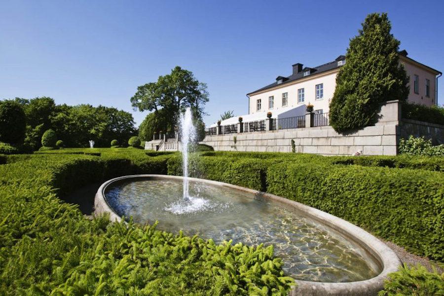 Sommarfest på Hesselby Slott