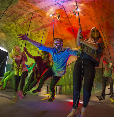 Fångarna på Kastellet - Mementoevent