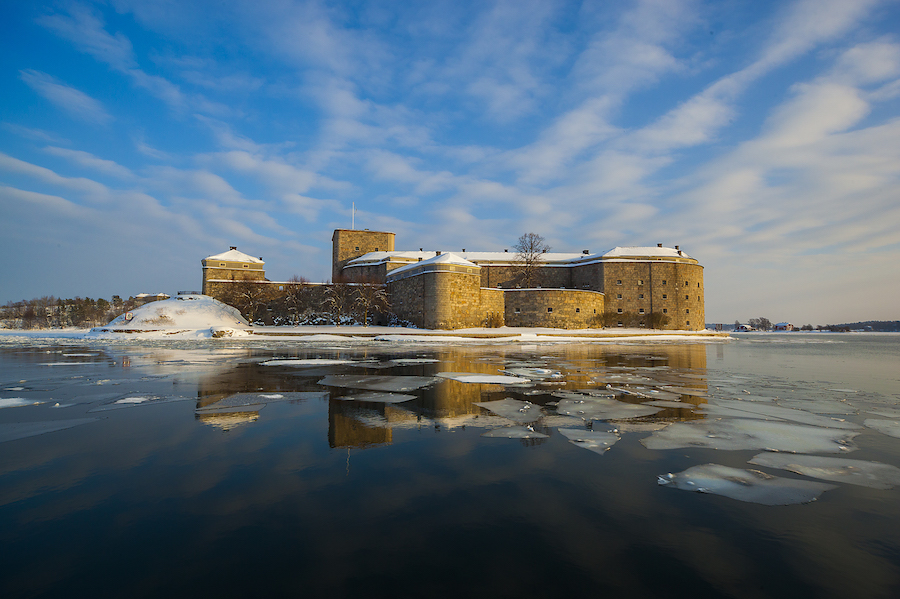 Vaxholms-Kastell-vinter-Memento-Event