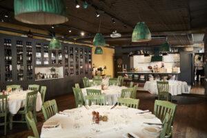 Italiensk afton på La Cucina i Stockholm