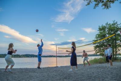 Badholmen-Volleyboll-Memento-Event