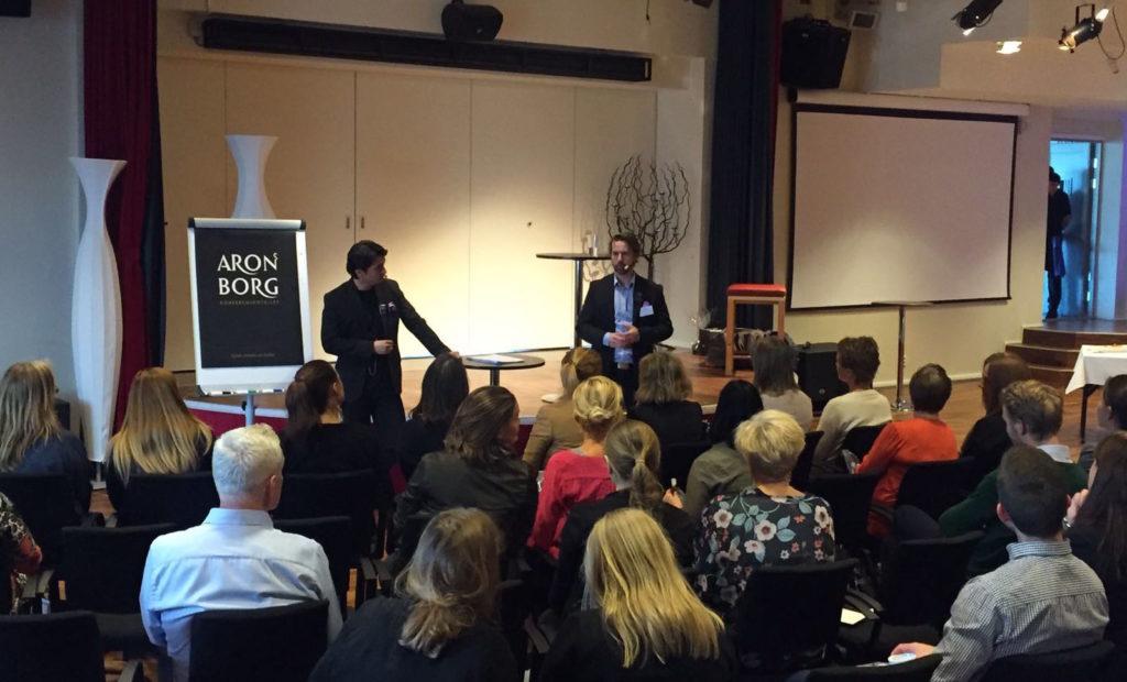 Aronsborg-Memento-Event