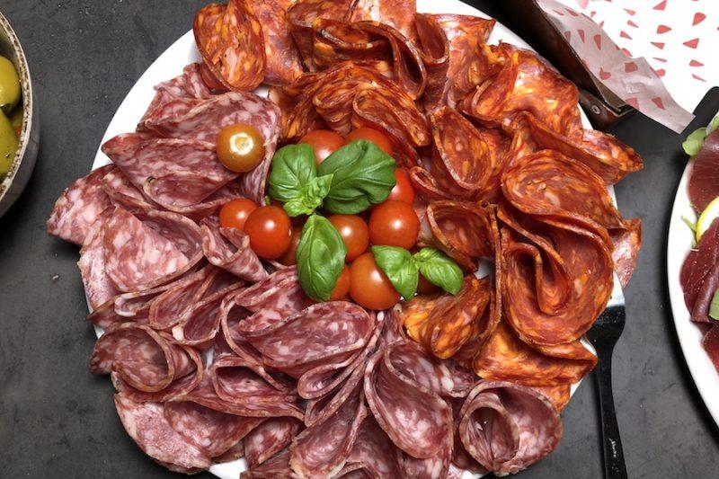 Italiensk mat - Memento Event