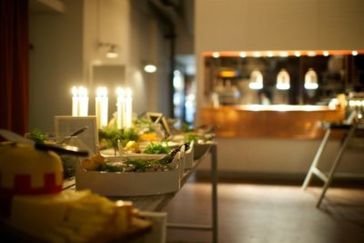 Julfest på Restaurang Hjerta i Stockholm