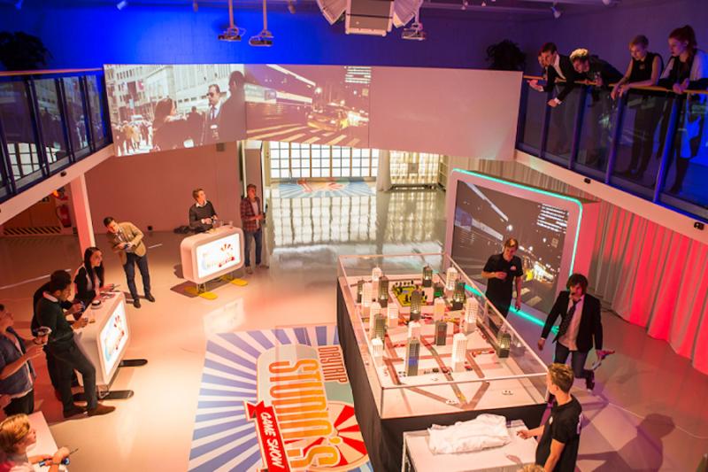 Game Show i Stockholm