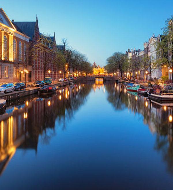 Maria Nila i Amsterdam