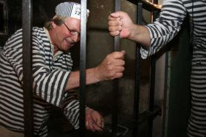 Fångarna på Långholmen