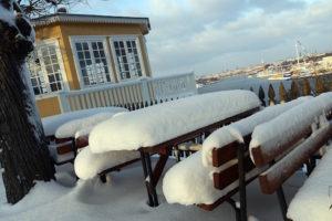 Julbord i Fåfängans lusthus - klassiskt julbord