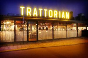 Sommarfest på Trattorian i Stockholm - Sommarfest