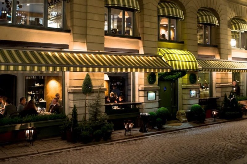 Restaurang Österlånggatan