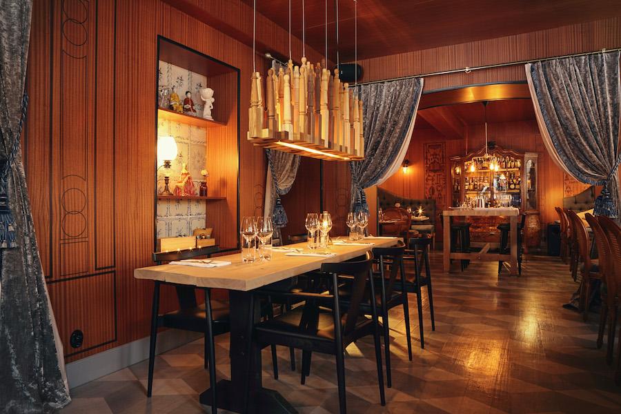 middag och show stockholm