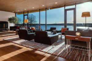 Utsikt från Villa Elfvik - Memento Event
