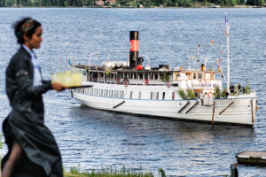 Båt till Villa Elfvik - Memento Event