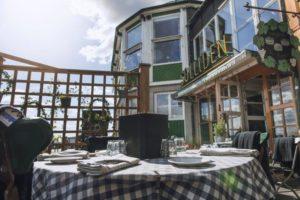 Sommarfest i tre byttor på Skansen