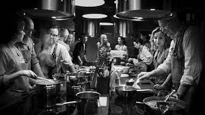 Vegetarisk matlagningsaktivitet i Stockholm