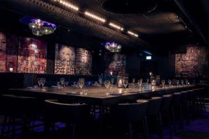 Dinnershow på Kasai i Stockholm