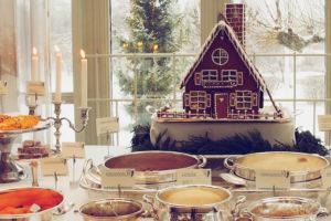 Julbord på Södra Verandan