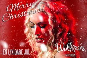 Julshow på Wallmans Stockholm