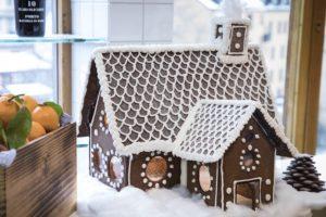 Julbord i Kungarummet på Gondolen