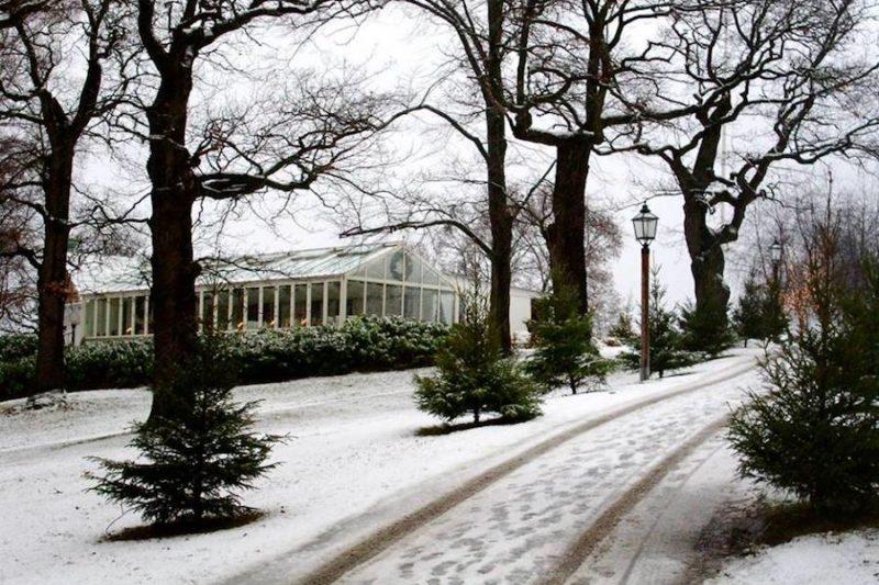 Julbord och julfest på Rosendals Wärdshus
