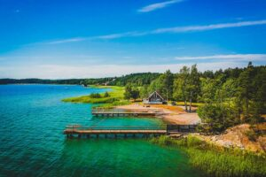 Sommarfest på Almåsa