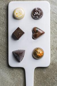 Chokladprovning på Fjäderholmarna