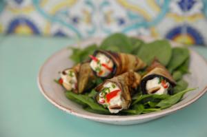 Italiensk matlagningsaktivitet