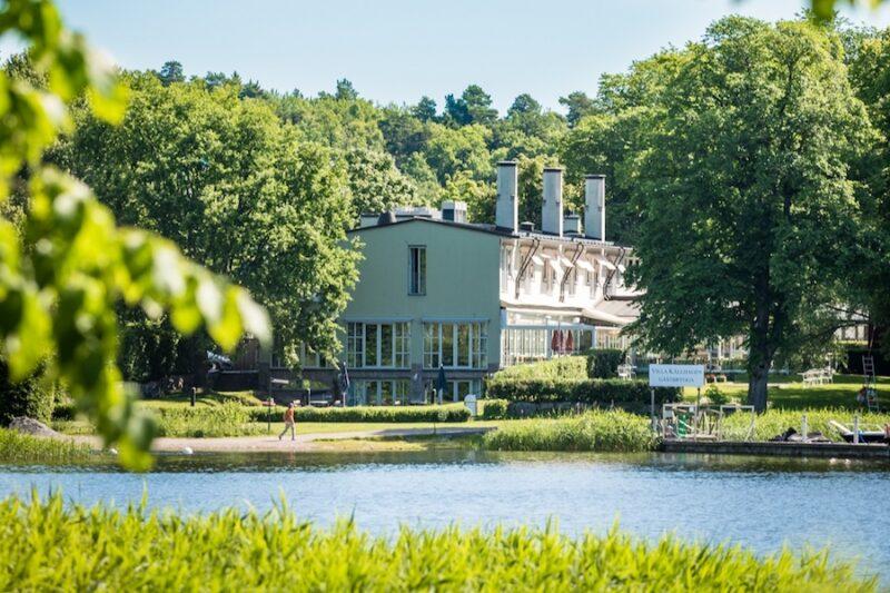 Sommarfest på Villa Källhagen
