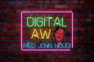 Magisk digital afterwork med John Houdi