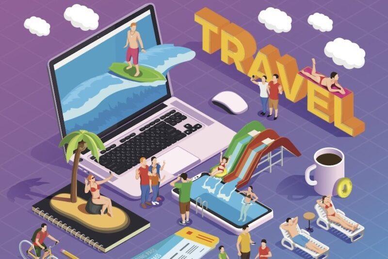 Around the world – Online