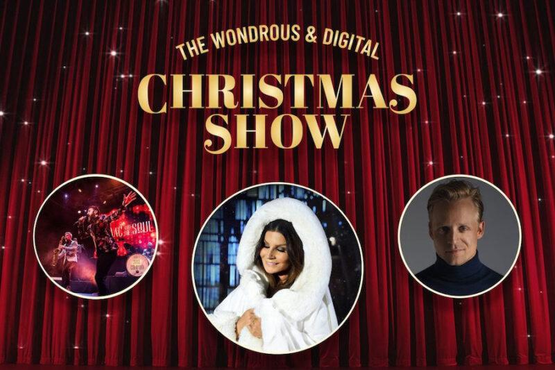 The Wondrous & Digital Christmas Show - Digital julfest