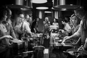 Matlagningskväll med JULTEMA