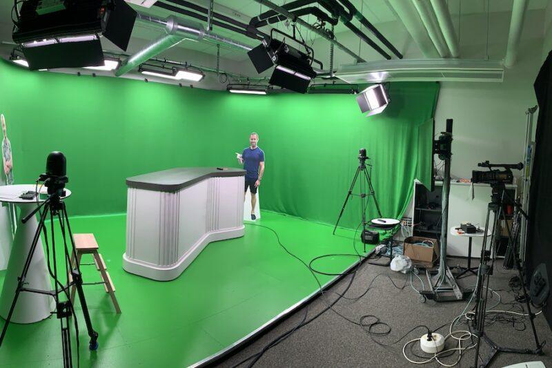 Green Screen Studio i Stockholm