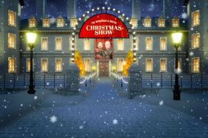 Digitalt julbord - Delta på årets julfest utan att lämna hemmet